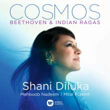 Shani Diluka - Beethoven & Indian Ragas, CD