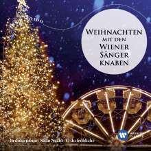 Weihnachten mit den Wiener Sängerknaben, CD