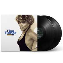 Tina Turner: Simply The Best, 2 LPs