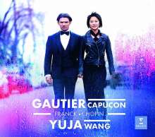 Gautier Capucon & Yuja Wang - Franck / Chopin, CD