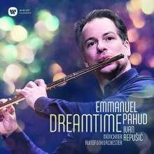 Emmanuel Pahud - Dreamtime, CD