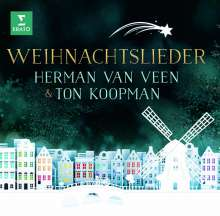 Weihnachten mit Herman van Veen & Ton Koopman, CD