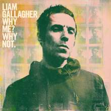 Liam Gallagher: Why Me? Why Not., CD