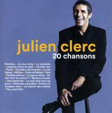 Julien Clerc: 20 Chansons, CD