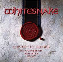 Whitesnake: Slip Of The Tongue (30th Anniversary Edition) (2019 Remaster) (180g), 2 LPs
