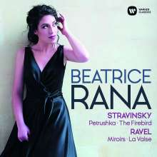 Beatrice Rana - Ravel / Strawinsky, CD