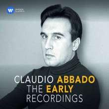 Claudio Abbado - The Early Recordings (als Dirigent, Pianist und Cembalist), CD
