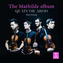 Quatuor Arod - The Mathilde Album, CD