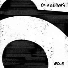 Ed Sheeran: No. 6 Collaborations Project, CD