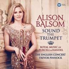 Alison Balsom - Sound the Trumpet (180g), 2 LPs