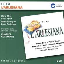 Francesco Cilea (1866-1950): L'Arlesiana, 2 CDs