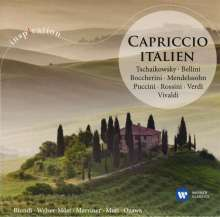 Inspiration - Capriccio Italien, CD