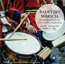 Radetzky-Marsch, CD