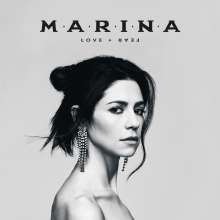 Marina (ex-Marina And The Diamonds): Love + Fear (Limited-Edition) (Colored Vinyl), 2 LPs