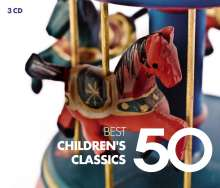 50 Best Children's Classics, 3 CDs