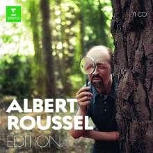 Albert Roussel (1869-1937): Albert Roussel Edition, 11 CDs