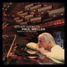 Paul Weller: Other Aspects: Live At The Royal Festival Hall, 3 LPs und 1 DVD