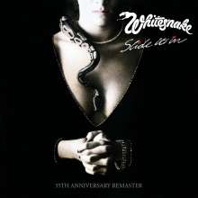 Whitesnake: Slide It In (35th-Anniversary-Special-US-Remix-Edition), CD