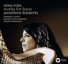 Nino Rota (1911-1979): Harfenkonzert, CD