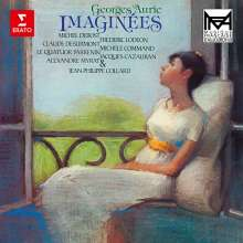 Georges Auric (1899-1983): Imaginees I-VI, CD