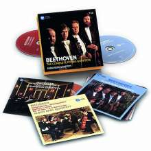 Ludwig van Beethoven (1770-1827): Streichquartette Nr.1-16, 7 CDs