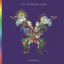 Coldplay: Live In Buenos Aires, 2 CDs