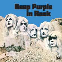 Deep Purple: In Rock (2018 Remastered) (180g) (Limited Edition) (Purple Vinyl), LP