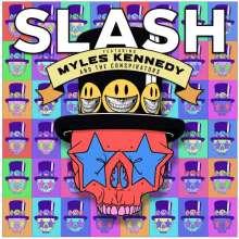 Slash: Living The Dream, CD