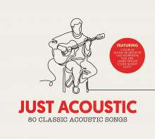 Just Acoustic, 4 CDs