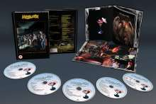 Marillion: Clutching At Straws (Limited Deluxe Edition), 4 CDs und 1 Blu-ray Disc