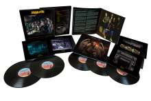 Marillion: Clutching At Straws (180g) (Limited Deluxe Edition), 5 LPs