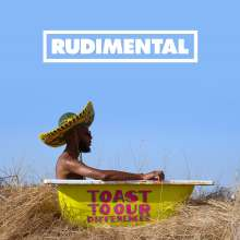 Rudimental: Toast To Our Differences (Deluxe-Edition), 2 LPs