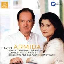 Joseph Haydn (1732-1809): Armida, 2 CDs