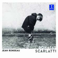 Domenico Scarlatti (1685-1757): Cembalosonaten (180g), LP