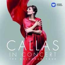 Callas in Concert - The Hologram Tour, CD