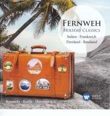 Inspiration - Fernweh, CD