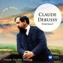 Claude Debussy (1862-1918): Claude Debussy - Portrait, CD