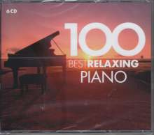 100 Best Relaxing Piano, 6 CDs