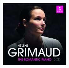 Helene Grimaud - The Romantic Piano, 2 CDs