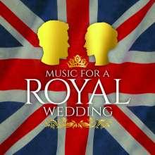 Music for a Royal Wedding, CD