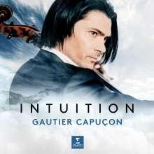 Gautier Capucon - Intuition (180g), LP