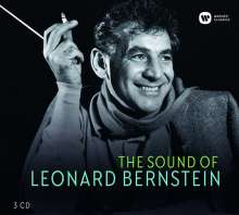 Leonard Bernstein (1918-1990): The Sound of Bernstein, 3 CDs