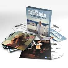 Leonard Bernstein - An American in Paris, 7 CDs