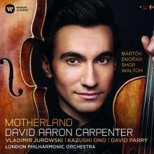 David Aaron Carpenter - Motherland, 2 CDs