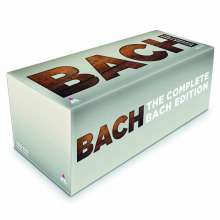 Johann Sebastian Bach (1685-1750): The Complete Bach-Edition, 153 CDs