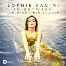 Sophie Pacini - In Between, CD