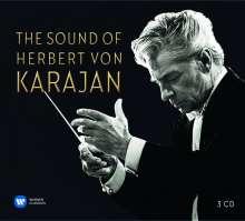 The Sound of Herbert von Karajan, 3 CDs