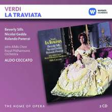Giuseppe Verdi (1813-1901): La Traviata, 2 CDs