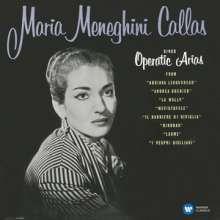 Maria Meneghini Callas sings Operatic Arias (180g), LP