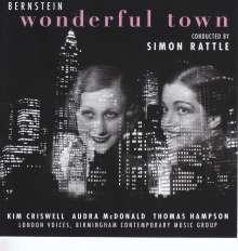 Leonard Bernstein (1918-1990): Wonderful Town, CD